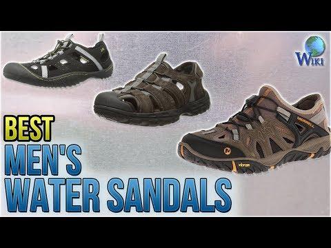 10 Best Men's Water Sandals 2018