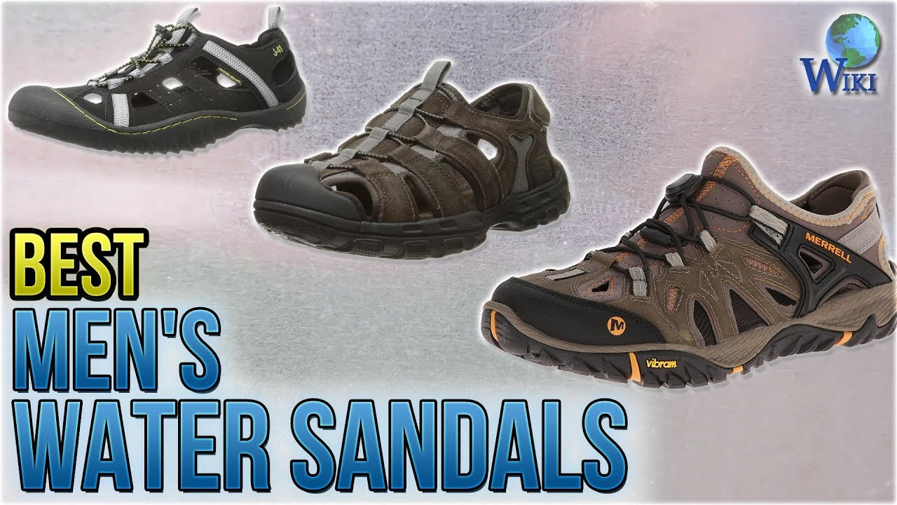 f2efaab59723 10 Best Men s Water Sandals 2018 - YouTube