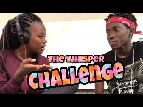 The Whisper Challenge 😂 avec Ndot Diallo Freestyle