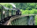 Transalpina Railway - Part 1 – Steam in Slovenia, including driver's eye views