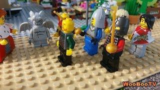 LASTENOHJELMIA SUOMEKSI - Lego city - Vapun turnajaiset - osa 1
