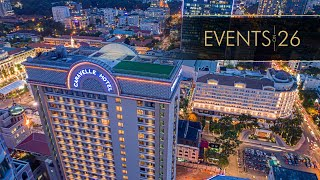 Caravelle Saigon - Events on 26