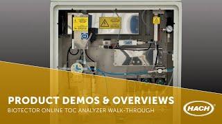 BioTector On line TOC Analyzer Walk-Through