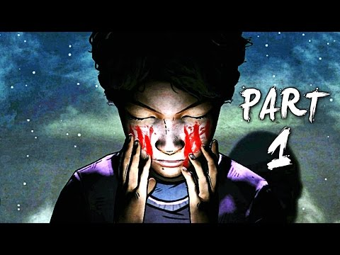 The Walking Dead Season 2 Episode 4 Gameplay Walkthrough Part 1 - Amid the Ruins