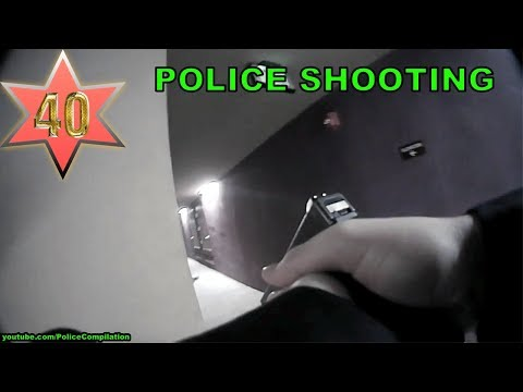 Police shooting criminals, part 40