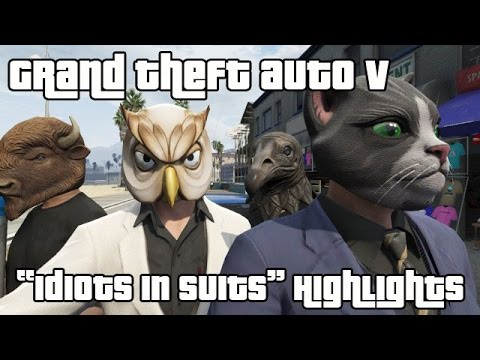 GTA V Highlights - Best Initiation Ever! - (Gameplay/Twitch/Funny Moments)