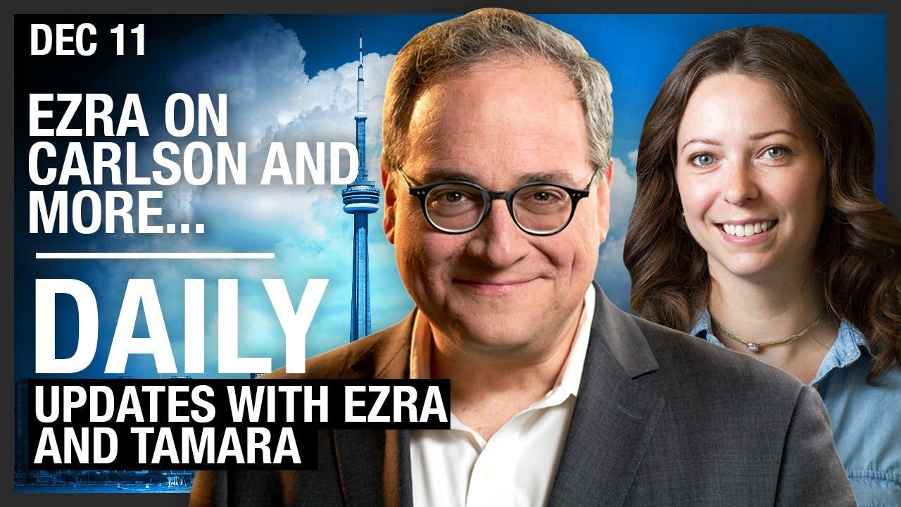 DAILY   Ezra on Tucker! 'China Files' Go International