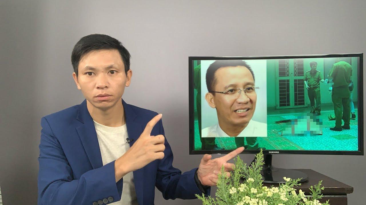 🛑Votetv 7/4: Ts Bùi Quang Tín bị ai đẩy rơi từ tầng 14, bữa cơm và những nghi can toàn là quan chức