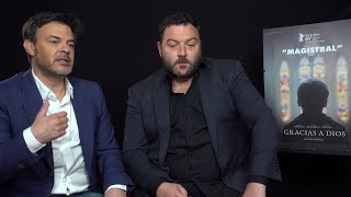 Denis Ménochet protagoniza 'Gracias a Dios'