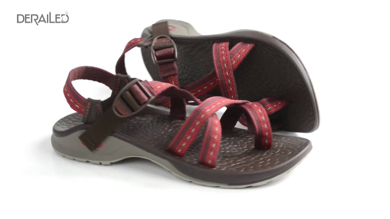 3fed74b6a63 Chaco Updraft 2 Sport Sandals - Toe Loop (For Women) - YouTube