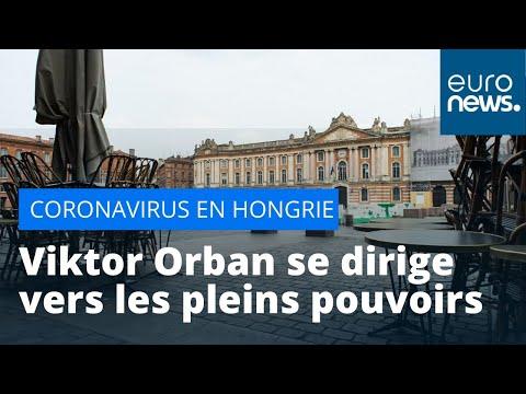 L'état d'urgence en Hongrie contre le coronavirus rapproche Viktor Orban des pleins pouvoirs