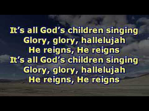 HE REIGNS -[Music Video] - The Newsboys
