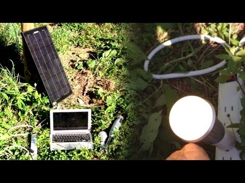 Battery Free Solar!  Real Time Solar - Nano BoostPack + SOLN1