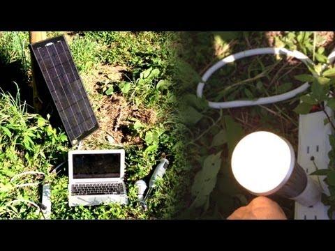Battery Free Solar! Real Time Solar - Nano BoostPack + SOLN1