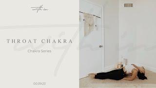 Vishuddha (Throat) Chakra