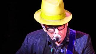 Elvis Costello 6-14-14: The Angels Wanna Wear My Red Shoes