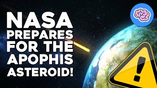NASA Prepares for 'God Of Chaos' Asteroid Which Could Hit Earth In 2029!