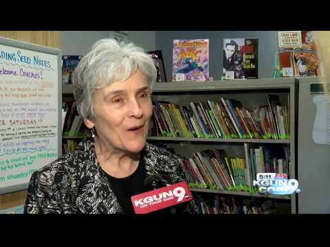 Scripps Tucson helps spread the joy of reading