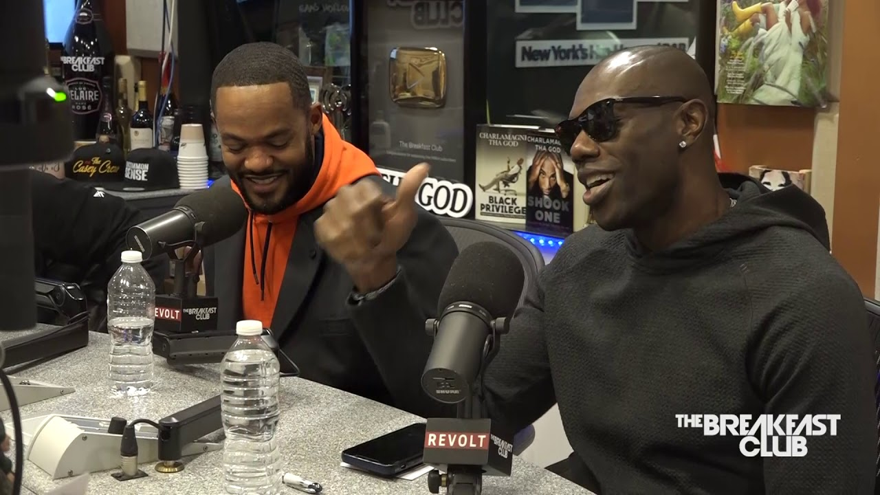 Terrell Owens & Matthew Hatchette Talk Reputation, Colin Kaepernick, XFL + Their New Podcast