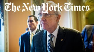 Harry Reid on Deal to End Government Shutdown - 2013