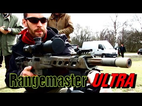 What is the BEST Sniper Rifle in the World? Rex Reviews (1080p HD) Rangemaster ULTRA