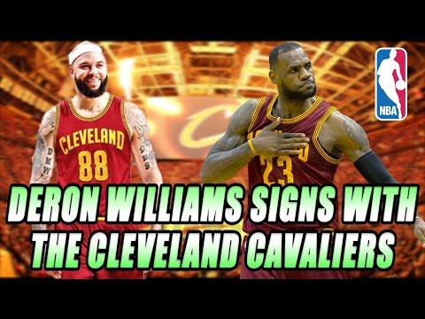 Deron Williams signs with The Cleveland Cavaliers! The Playmaker they need? NBA Playoffs Simulator!