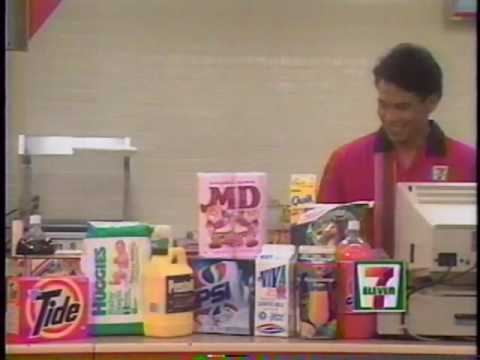 7-Eleven commercial -  Hawaii, early '90s
