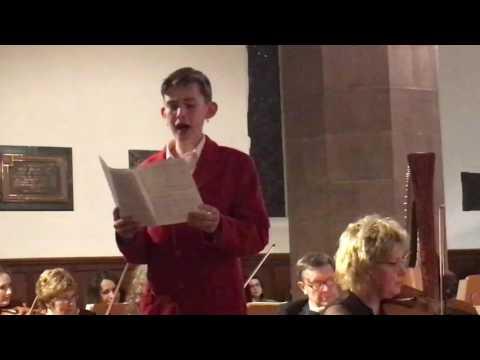 O for the Wings of a Dove - Mendelssohn