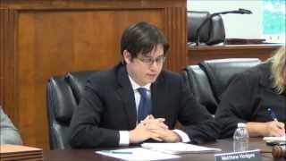 Jackson County Commission Regular Session Continuation June 10, 2013