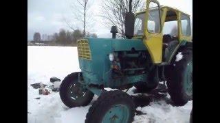 Как выставить момент впрыска на тракторе МТЗ,ЮМЗ.Наглядный пример!