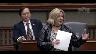 MPP Thompson Debates Bill 93