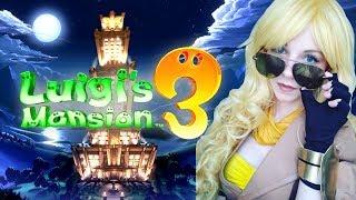 MISSCLICK PLAYING LUIGI'S MANSION 3 HIGHLIGHTS - MISSCLIPS #33
