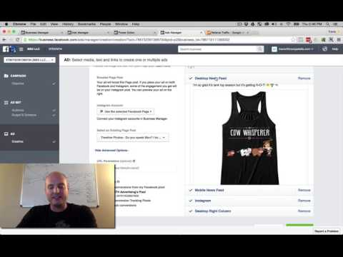 Facebook Advertising Placements - LIKE A Boss Facebook Training