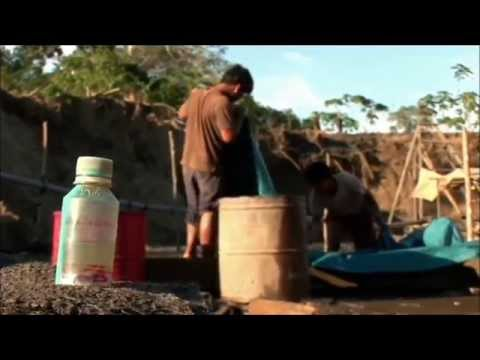 Mining In Peru&Brazil-Negative Effects On Humans And Nature