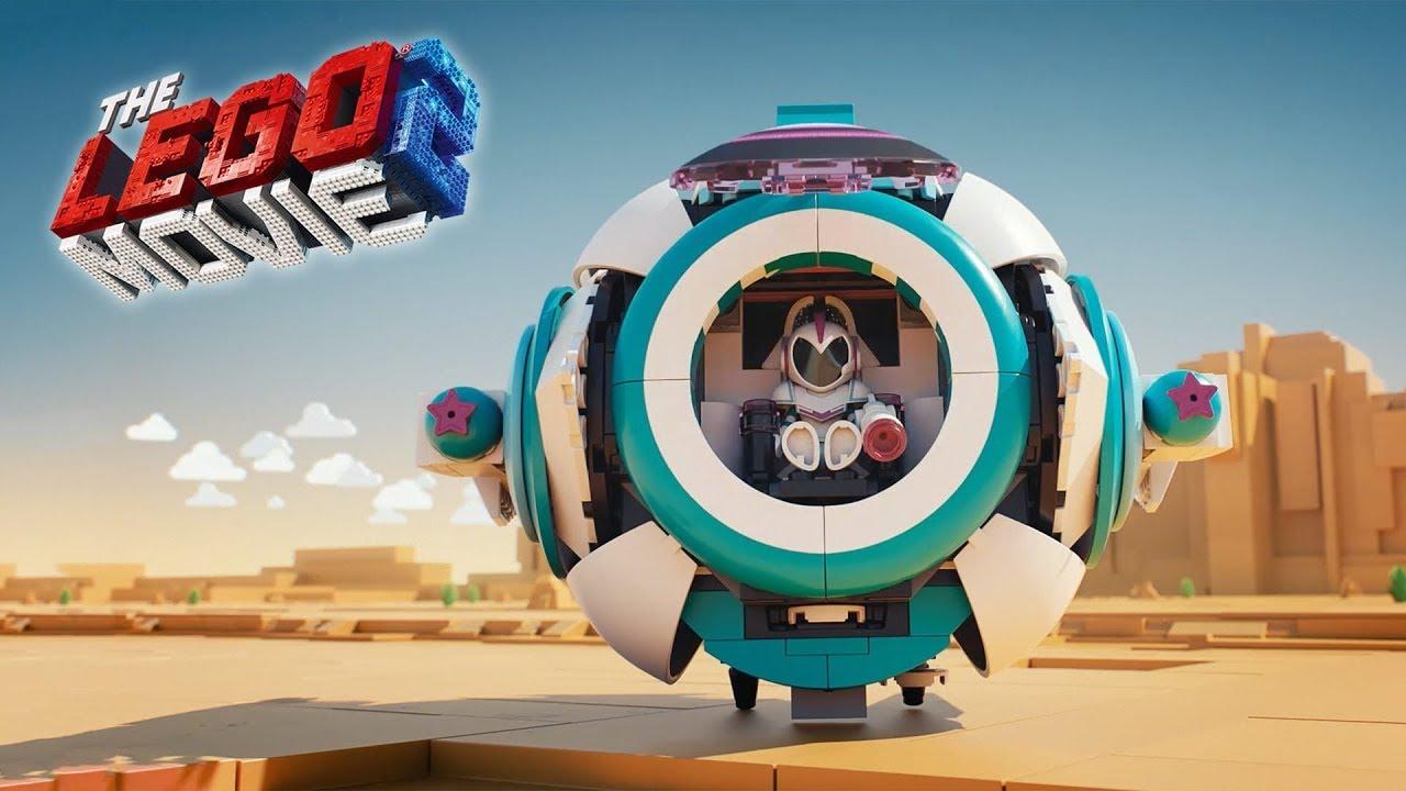 Sweet Mayhem S Systar Starship The Lego Movie 2 70830 Product Animation Youtube