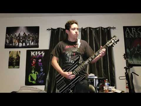 Unleash the Archers - General of the Dark Army Guitar Cover