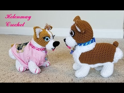 Dog Collection Free Crochet Patterns | 360x480