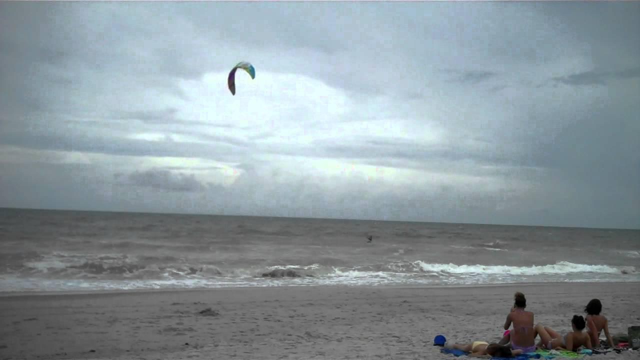 Kite Surfing In Myrtle Beach You