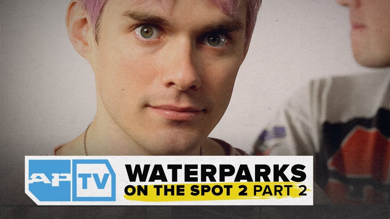 Waterparks Talk Unreleased 'Entertainment' Tracks, Fighting Santa Clause and More  | AP