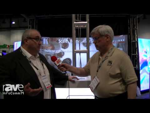 InfoComm 2014: Joel Speaks with Tim Brooksbank of Calibre About Their New Partnership with Kramer