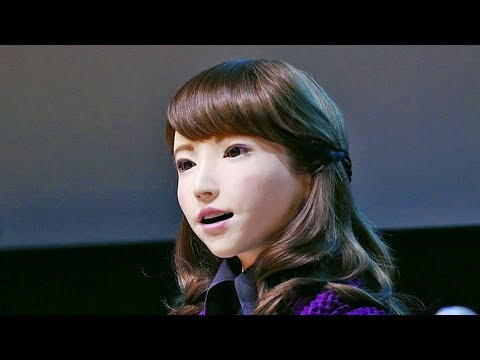 Erica The Robot To Replace TV News Anchor In Japan | What's Trending Now!