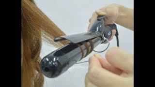 Щипцы для завивки волос с цифровым индикатором ДИАМЕТР 38 мм с АЛИЭКСПРЕСС