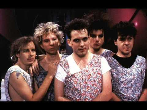 The Cure - Forever/Happy Birthday Simon (Live 1980)