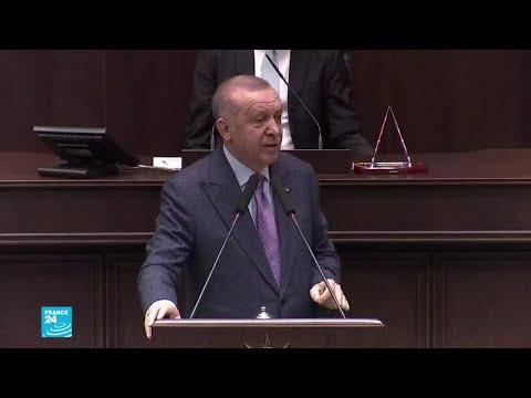 اردوغان يهدد الجيش السوري والكرملين يسارع بالرد