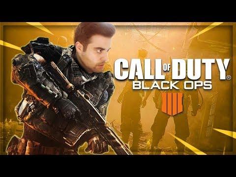 BATTLE ROYALE OYUN MODU ! - Call of Duty Black Ops 4