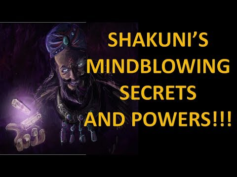 Mindblowing Secrets of Shakuni and Unknown Powers!!!