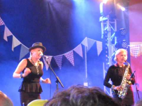 Hazel O'Connor. Will You.  Live at Glastonbury 2014.