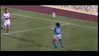 Cover images Maradona Napoli Best Goals and Skills