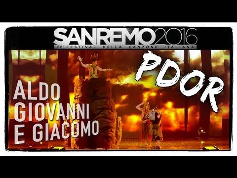Pdor - Sanremo