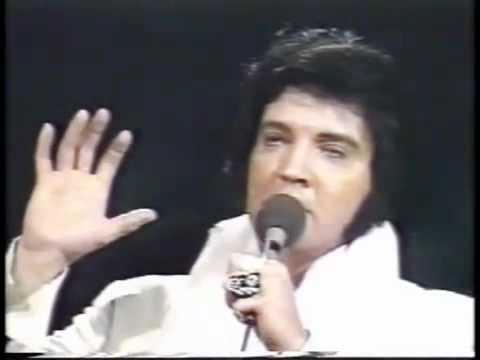 Elvis Presley How Great Thou Art Live 1977